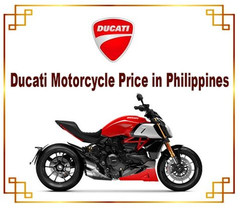 Ducati Motorcycle Price In Philippines