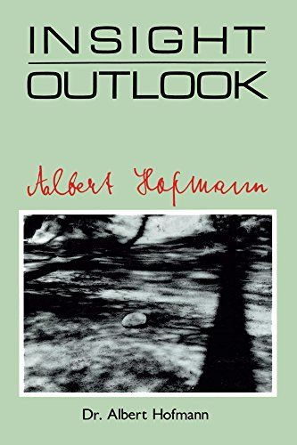Insight Outlook eBook: Albert Hofmann: Amazon.co.uk: Kindle