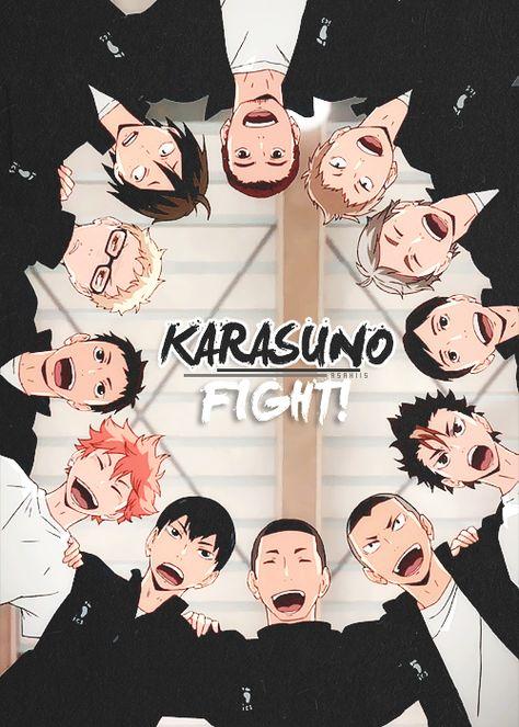 Karasuno!