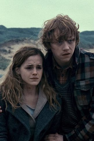 Download Harry Potter: Ron Weasley and Hermione Granger Wallpaper | CellularNews
