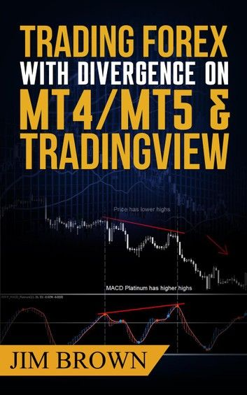 Trading Forex With Divergence On Mt4 Mt5 Tradingview Ebook By