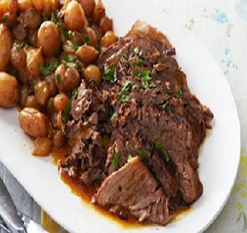 crockpot roast beef, low carbohydrates, low sugars, low sodium, WW, PointsPlus, heart-healthy, diabetic, healthy, crockpot, beef, low calories, meal, recipe