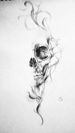Asphaltangel 1 Tumblr Com Skull Sleeve Tattoos Sleeve Tattoos Tattoo Design Drawings