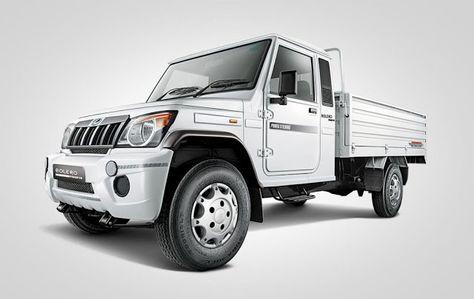 Mahindra Big Bolero Pik Up Launched In India Bolero Mini Trucks
