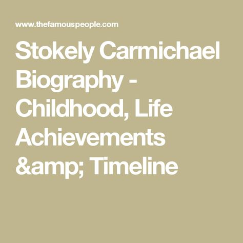 Top quotes by Stokely Carmichael-https://s-media-cache-ak0.pinimg.com/474x/85/ae/fa/85aefa7d3b9c8f4933c672455a5ed970.jpg