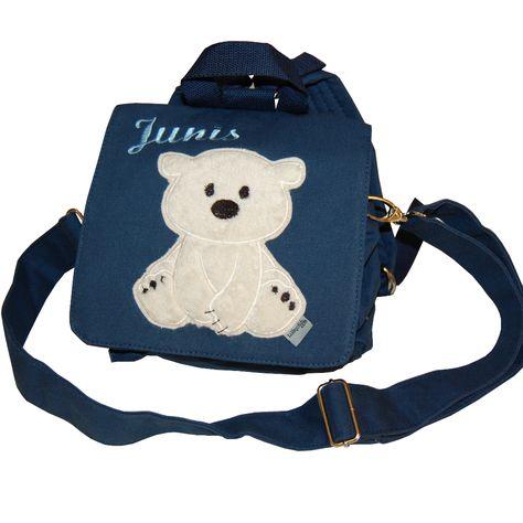 Name persönlich Tasche Kindergarten Kindergartenrucksack Kindergartentasche