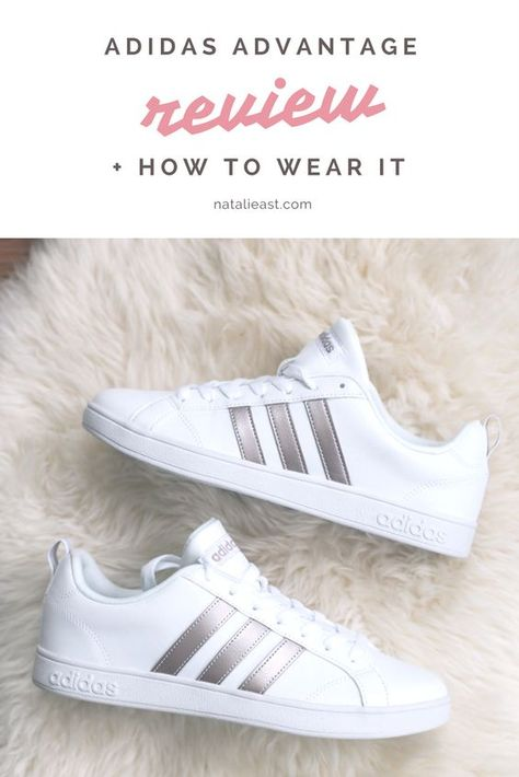 The Ultimate Study Outfit + Adidas Neo Advantage Review