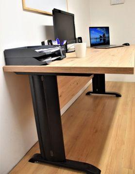 Stelaz Nogi Do Biurka Do Stolu Czarny 8118021397 Oficjalne Archiwum Allegro Home Decor Desk Furniture