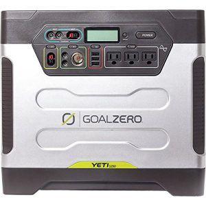 Goal Zero Yeti 1250 Solar Generator With Roll Cart Solar Power Diy Solar Power Panels Solar Energy Panels