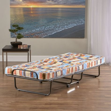 Twin Size Folding Bed Cot Rollaway Bed Guest Bed Folding Bed
