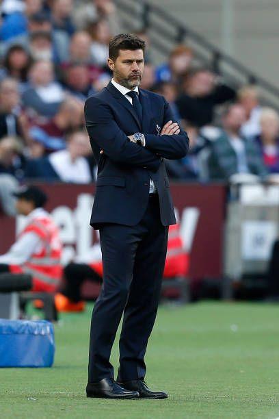 Tottenham Hotspur S Argentinian Manager Mauricio Pochettino Stands On Mauricio Pochettino Tottenham Hotspur Tottenham