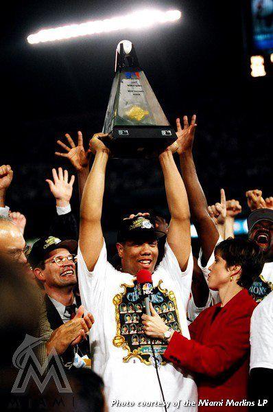 Livan Hernandez Named World Series MVP