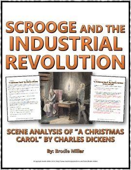 Industrial Revolution A Christmas Carol Scene Analysis