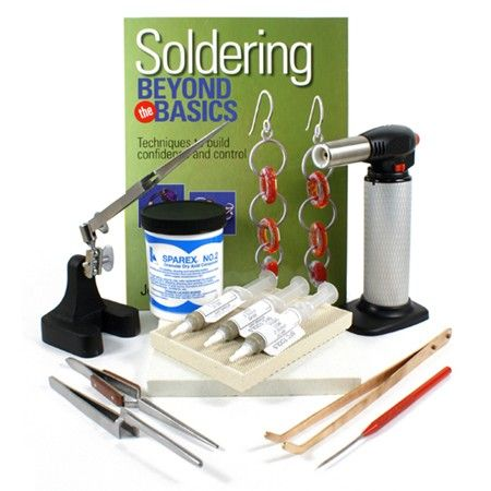 Advance Soldering Kit With Silver Solder Paste Torch And Soldering Tools Soldering Jewelry Soldering Jewelry Making Tools
