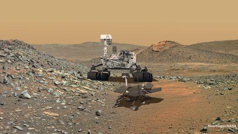 Should NASA's Next Mars Rover Tread New Ground?