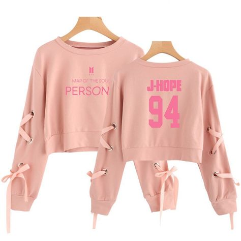 BTS Hoodie Kpop Map Of The Soul Persona Women Clothes Summer 2019