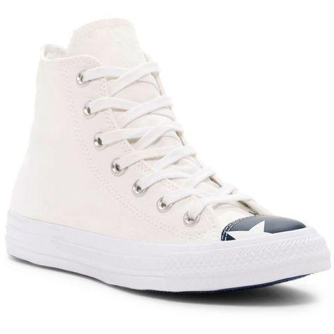 155f22d6f5b9 Converse Chuck Taylor(R) All Star(R) Flag Cap Toe High Top Sneaker ...
