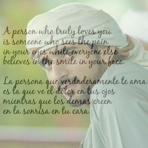 Poema La Persona que te Ama