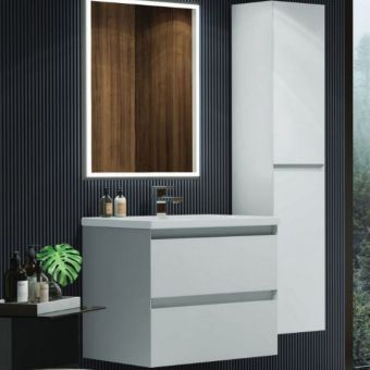 Geberit Icon 180cm Tall Cabinet With One Door Uk Bathrooms Tall Storage Unit Tall Cabinet Bathroom Items