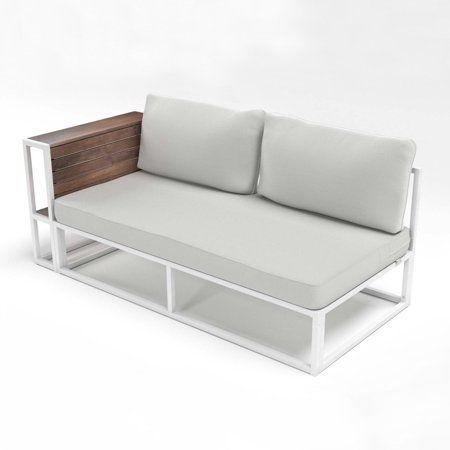 Patio Garden Outdoor Loveseat Sofa Cushions