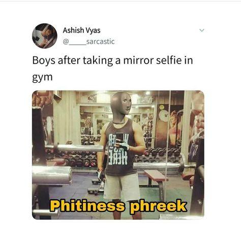 Reality 😂😂😂 #gym #gymmotivation #covid_19 #corona #f4f #gymlife #bodybuilding #fitness #funnymemes #memes #fitnessjourney #friends #deshi #deshiiri #bjp