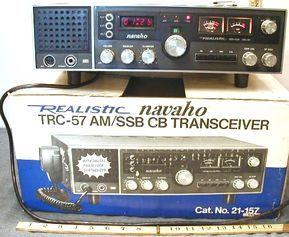 Radio Shack Base CB Radios   CB Radio Junkie   Ham radio