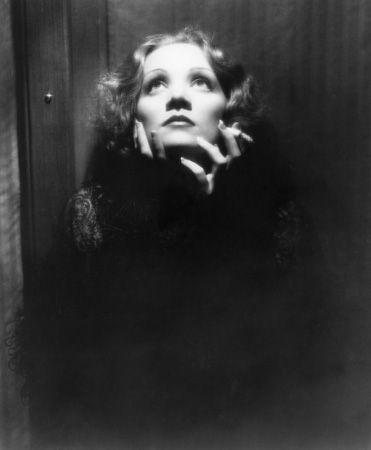 Marlene Dietrich-I don't know why I find her so intriguing, but I always have....
