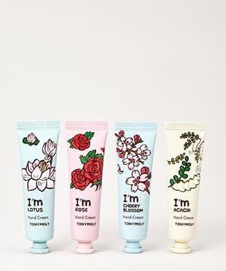 Wishlist Riley Rose Hand Cream Beauty Beauty Skin Care