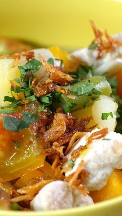 Sop Ayam Resep Resep Masakan Vegetarian Resep Makanan Resep Masakan Cina