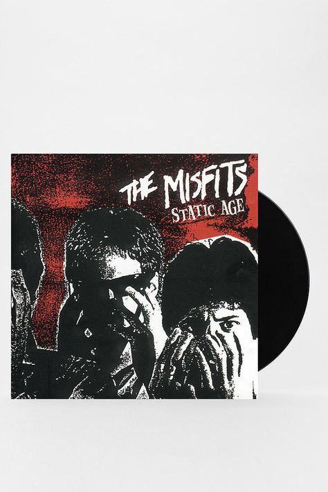 The Misfits - Static Age LP Vinyl $12.98  Urban Outfitters :D