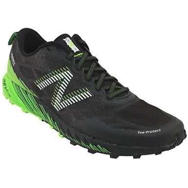 fce63e6d128 New Balance Mt Unk Nb Trail Running Shoes - Mens Black Lime