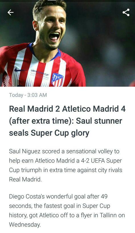 #uefasupercup #athleticomadrid #winners #noronaldonoreal