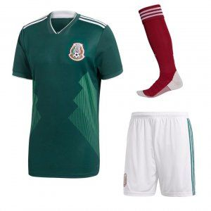 2018 World Cup Kit Mexico Home Replica Green Full Suit Bfc487 France World Cup Jersey Mexico Soccer Jersey World Cup Kits