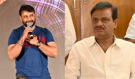 Darshan Accuses Kurukshetra Producer For Underpaying The Actors Actors Kurukshetra Kannada Movies