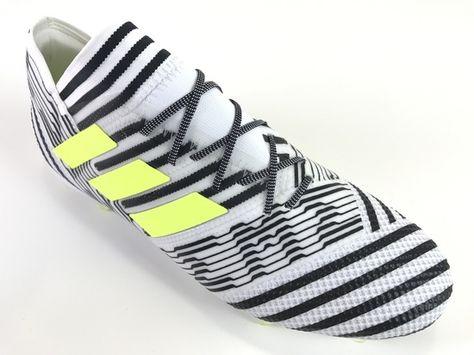 BlackWhite Speckled Premium | Football boots, Black laces