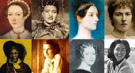 Inspirational women in history