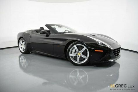 2017 Ferrari California T 2017 Ferrari California T Convertible