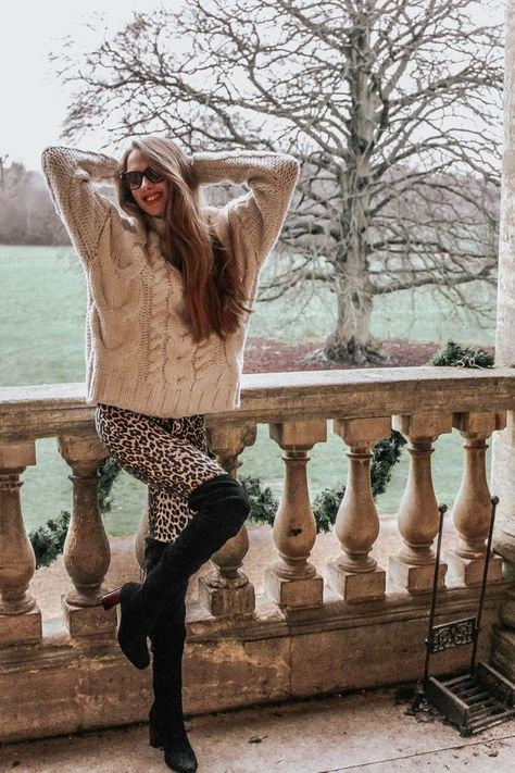 Tis The Season To Shine Mode Fur Frauen Overknee Boots Und