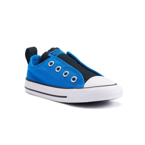 b19b55a23be9 Toddler Converse Chuck Taylor All Star Simple Slip Shoes