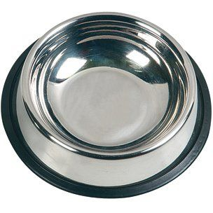 Stainless Steel Non-Slip Cat Bowl Food Bowl, 0.3l/Diameter 15.5cm >>> Learn more by visiting the image link.