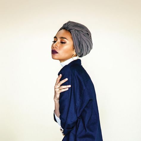 Yuna — Listen for free on Spotify | Model poses, Turban ...