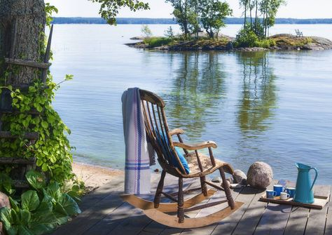 Terassikausi on avattu! Katso Meidän Mökin upea kuvakooste suomalaisten mökkiterasseista.