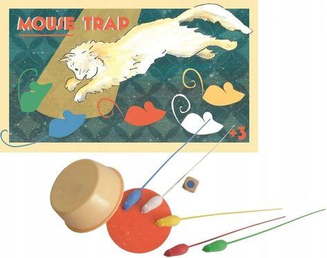 Pulapka Na Myszy Gra Zrecznosciowa Rodzinna Egmont 8731689266 Oficjalne Archiwum Allegro Games Mouse Catch