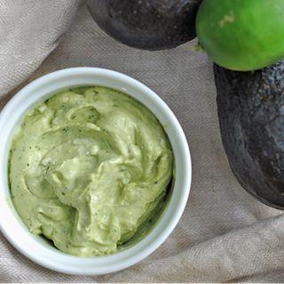 Avocado Lime Sour Cream Sauce Beautyfromburnttoast Recipe Sour Cream Sauce Cream Sauce Lime Sour
