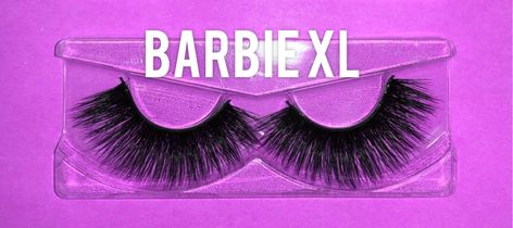 Barbie Xl lashes for those ladies that love the lush!!