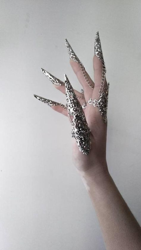 All items off! 🔥 Ends whithin 4 days, info in DM or in my Etsy shop (link in bio). Hand Jewelry, Cute Jewelry, Jewelry Accessories, Pretty Knives, Mode Lolita, Accesorios Casual, Princess Aesthetic, Fantasy Dress, Victorian Dresses