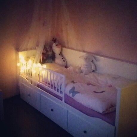 Die besten 25+ Kinderbett rausfallschutz ikea Ideen auf Pinterest - schlafzimmer einrichten mit babybett