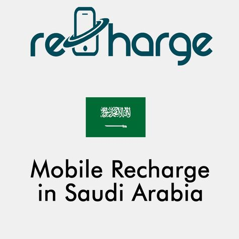 Mobile Recharge in Saudi Arabia. Use our website with easy steps to recharge your mobile in Saudi Arabia. #mobilerecharge #rechargemobiles https://recharge-mobiles.com/