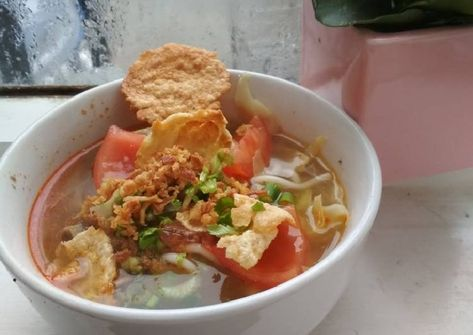 Resep Soto Mie Bogor Oleh Firdha Hanifah Resep Tumis Resep Cabai