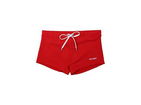 8fca208cb5 Paul Smith Swimwear - Long Slim-Fit Red Swim Shorts | Red Men Swimwear |  Swim shorts, Swimwear, Shorts